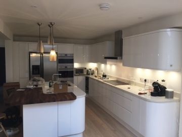 Domestic Kitchen Extension