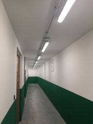 Office Corridor Lighting
